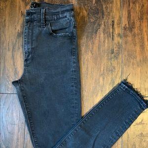 Women's Lucky Brand Bridgette Skinny Jean (Size 2)